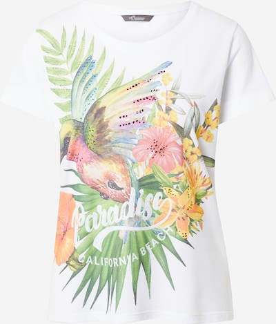 PRINCESS GOES HOLLYWOOD Shirt 'Kolibri' in Mixed colours / White, Item view