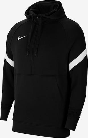 NIKE Athletic Sweatshirt in Black