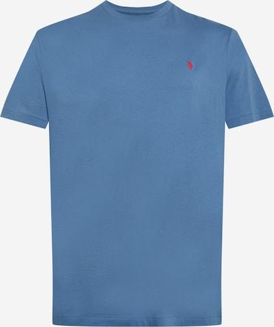 Polo Ralph Lauren Big & Tall T-Shirt en bleu fumé, Vue avec produit