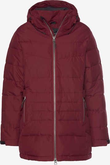 G.I.G.A. DX by killtec Outdoor Jacket in Wine red, Item view