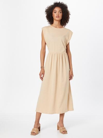 Rich & Royal Kleid in beige, Modelansicht