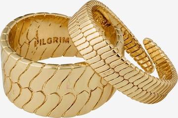 Inele 'Kelly' de la Pilgrim pe auriu