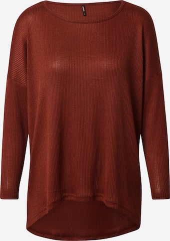 ONLY Skjorte 'ONLKALLY' i rød