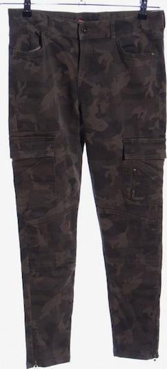CLOCKHOUSE Skinny Jeans in 30-31 in creme / khaki / schwarz, Produktansicht