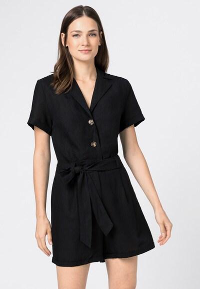 HALLHUBER Jumpsuit in schwarz, Modelansicht