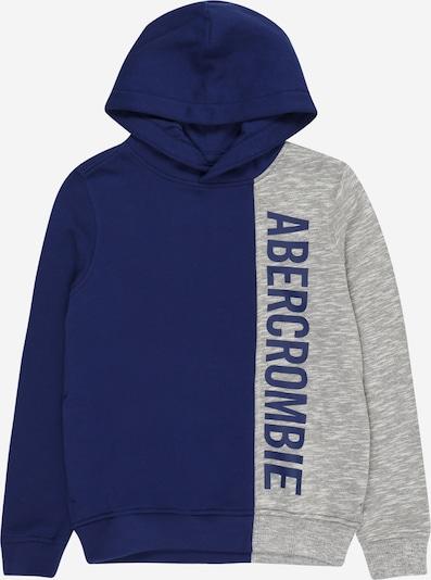 Abercrombie & Fitch Sudadera en marino / gris, Vista del producto
