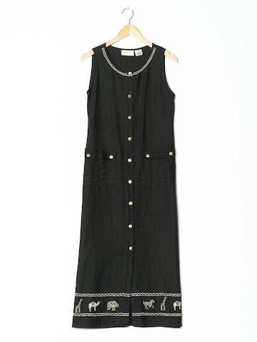 Lemon Grass Dress in M in Black