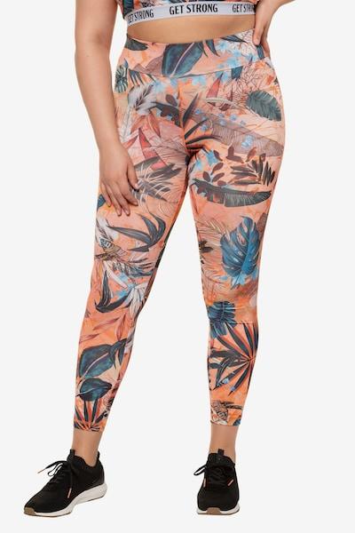 Studio Untold Leggings in mischfarben, Modelansicht
