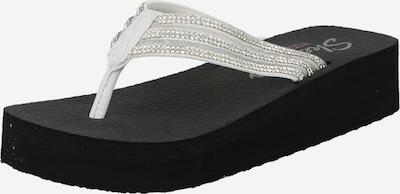 SKECHERS Žabky 'VINYASA' - černá / bílá, Produkt