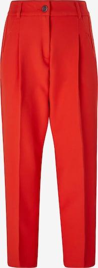 s.Oliver BLACK LABEL Pantalon à plis en rouge, Vue avec produit