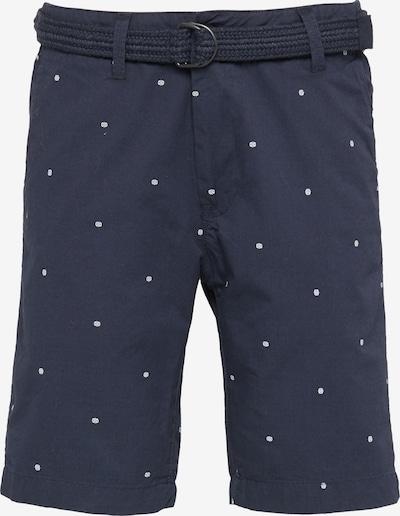 Petrol Industries Kalhoty - noční modrá / bílá, Produkt