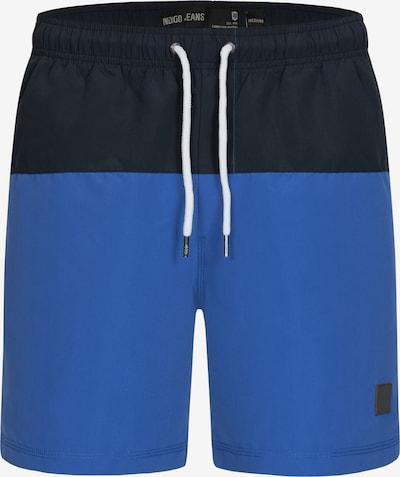 INDICODE JEANS Zwembroek 'Pruitt' in de kleur Blauw / Navy, Productweergave