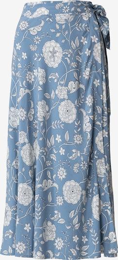 Indiska Sukně 'HAITI' - kouřově modrá / bílá, Produkt