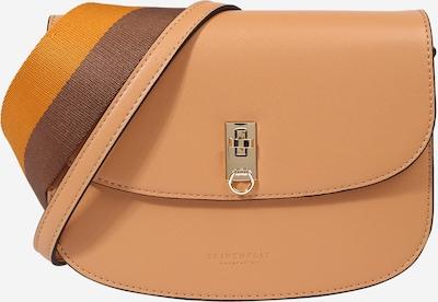 Seidenfelt Manufaktur Taška cez rameno 'Ronne' - hnedá / oranžová / broskyňová, Produkt