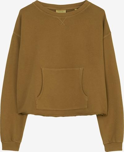 Marc O'Polo DENIM Sweatshirt in braun, Produktansicht