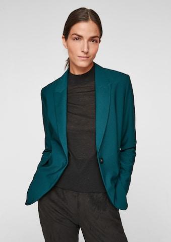 s.Oliver BLACK LABEL Blazer in Green