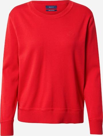 GANT Pullover in Rot