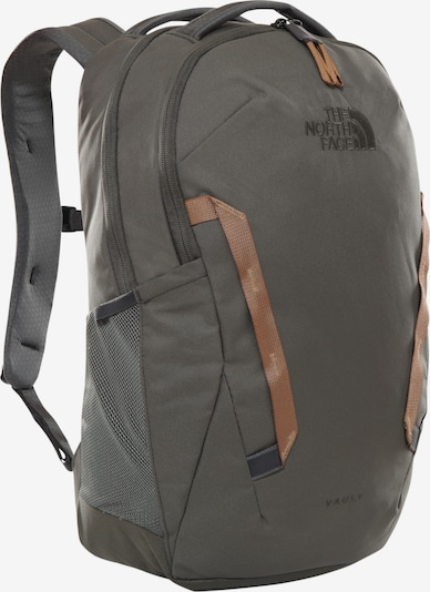 THE NORTH FACE Sportrugzak 'Vault' in de kleur Bruin / Kaki, Productweergave