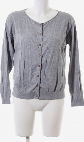 DELICATELOVE Sweater & Cardigan in XL in Grey