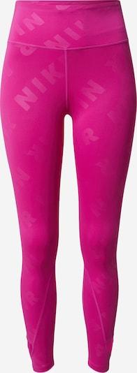 NIKE Laufhose 'Air' in pink, Produktansicht