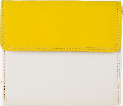 mywalit Wallet in Cream / Yellow / Neon yellow / White, Item view