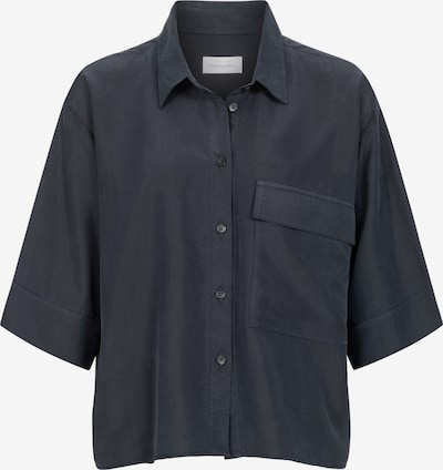 Cotton Candy Freizeit-Bluse 'PAM' in schwarz, Produktansicht
