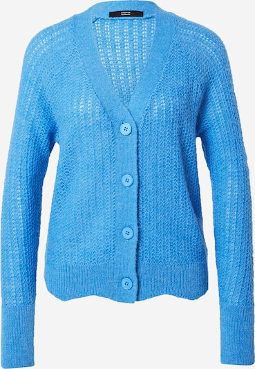 STEFFEN SCHRAUT Strickjacke 'Malibu' in himmelblau, Produktansicht