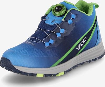 Vado Sneakers in blau / grün / weiß, Produktansicht