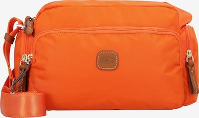Bric's Umhängetasche in braun / orange, Produktansicht