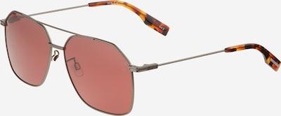 McQ Alexander McQueen Solglasögon i konjak / svart, Produktvy
