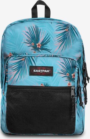 EASTPAK Nahrbtnik 'Pinnacle' | modra / turkizna / oranžna / staro roza / črna barva, Prikaz izdelka