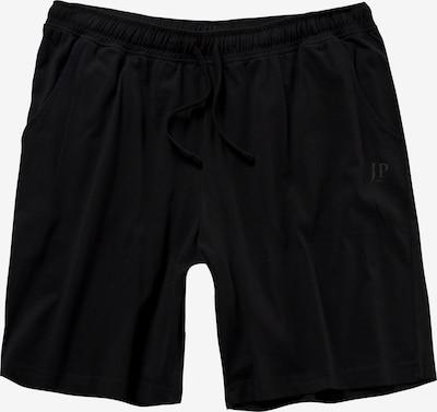 JP1880 Pyjamashorts in schwarz, Produktansicht