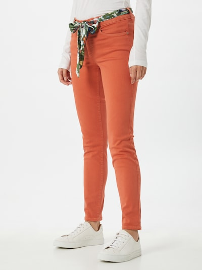 BRAX Jeans 'Shakira' in orange, Modelansicht