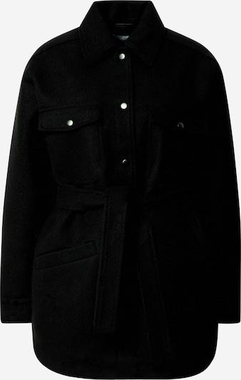 Envii Winterjas 'Portland' in de kleur Zwart, Productweergave