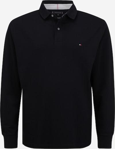 Tommy Hilfiger Big & Tall T-Shirt en bleu foncé, Vue avec produit