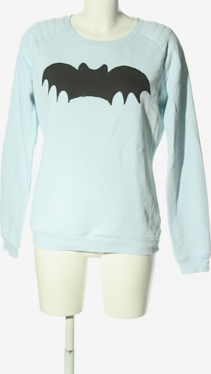 ZOE KARSSEN Sweatshirt & Zip-Up Hoodie in M in Blue / Black, Item view