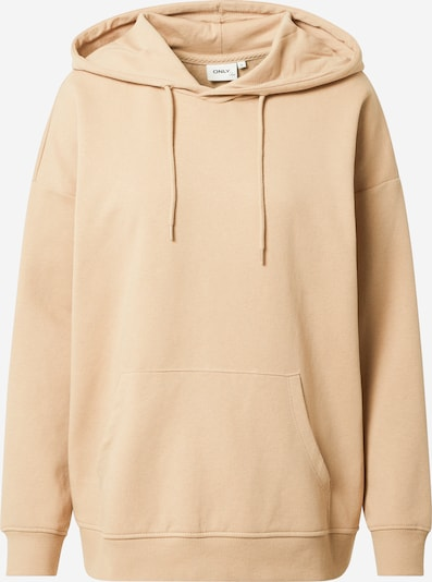 ONLY Sweatshirt in Beige, Item view
