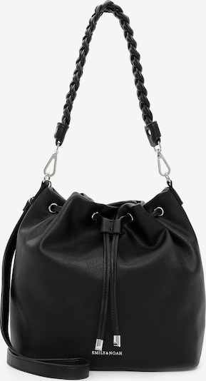 Emily & Noah Buideltas 'Fiorella' in de kleur Zwart, Productweergave