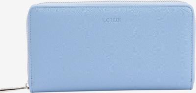L.CREDI Brieftasche in lavendel, Produktansicht