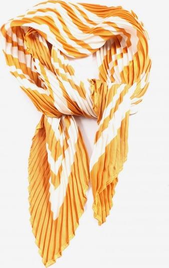 Pimkie Halstuch in One Size in hellorange / weiß, Produktansicht