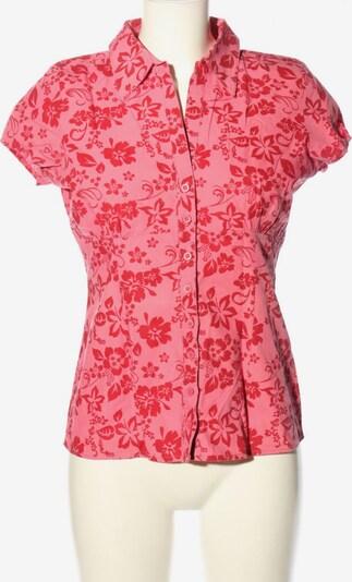 Fresh Made Kurzarmhemd in S in pink / rot, Produktansicht