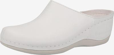BERKEMANN Pantoletten in weiß, Produktansicht
