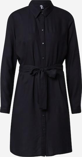 PIECES Blusenkleid 'CAMMIE' in schwarz, Produktansicht
