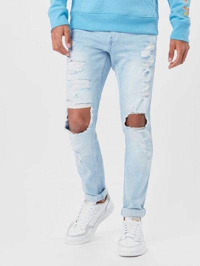 HOLLISTER Jeans in Light blue, View model