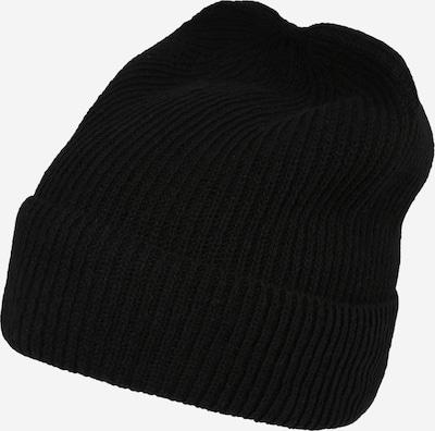 NU-IN Gorra en negro, Vista del producto