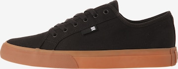 DC Shoes Athletic Shoes 'Manual' in Black