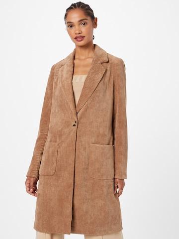 ONLY Between-seasons coat 'Astrid' in Brown