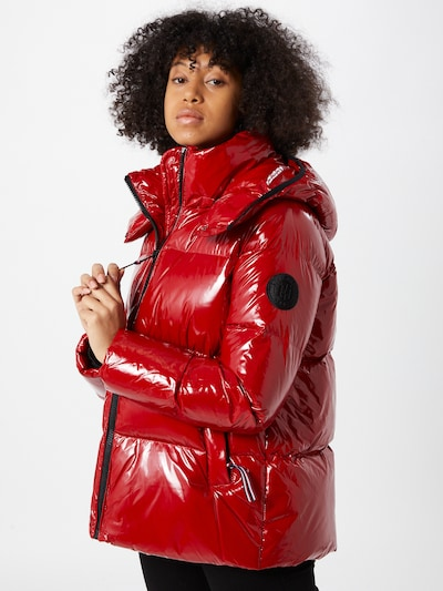TOMMY HILFIGER Winter coat 'HIGH GLOSS' in red, View model