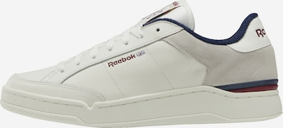 Reebok Classics Sneaker in dunkelblau / dunkelrot / weiß, Produktansicht