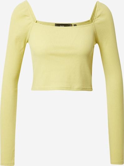Tricou NU-IN pe verde limetă, Vizualizare produs